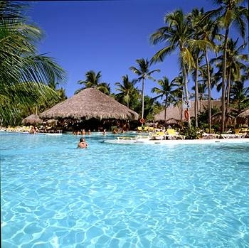 The Punta Cana Hotel, Dominican Republic. What a fun but peaceful place! Would go back in a flash.
