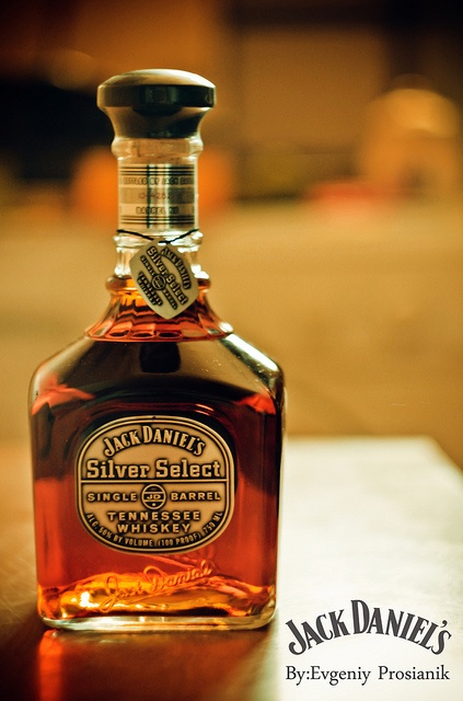 Jack Daniel's Silver Select. Got a nice bottle of this waiting for me when I get back.