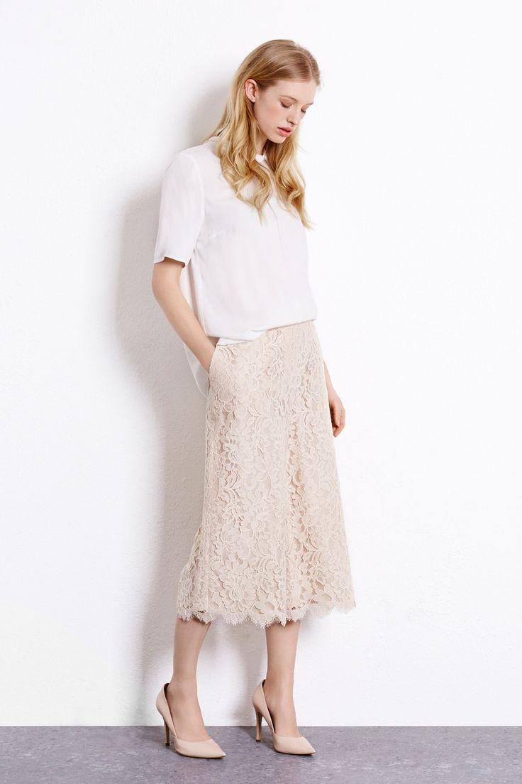 Lace Culottes £65.00