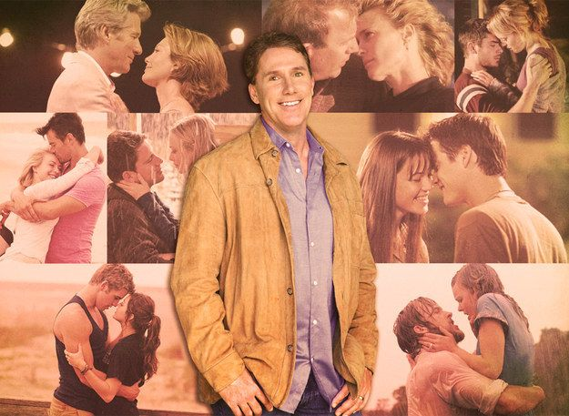 Nicholas Sparks Picks His Favorite Nicholas Sparks Movie Scenes.
