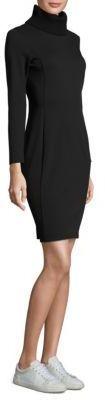 Escada Sport Dahliana Long-Sleeve Dress