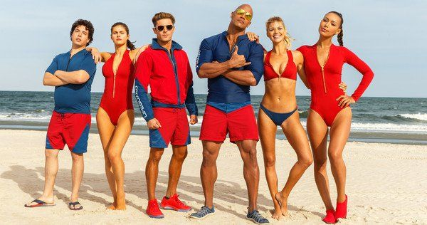 The new Baywatch film has just been released and we cannot wait to see it. But we're more excited to go to the Baywatch themed parties this SUMMER!!!