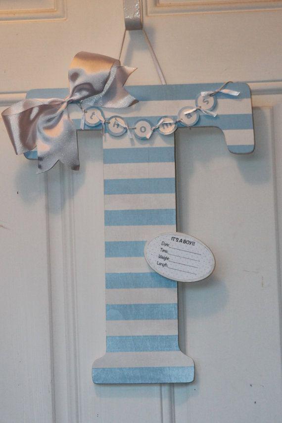 Baby Hospital Door Hanger