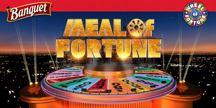 I just played the Banquet Meal of Fortune Instant Win Sweepstakes by entering a code and spinning the wheel in Banquet's Meal of Fortune Instant Win Sweepstakes and you could too. Look for specially marked Banquet meals or learn more at www.banquet.com/wheelofortune. No purchase necessary.
