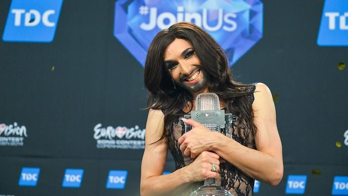 Conchita Wurst News Update: Life After Eurovision | SBS Eurovision
