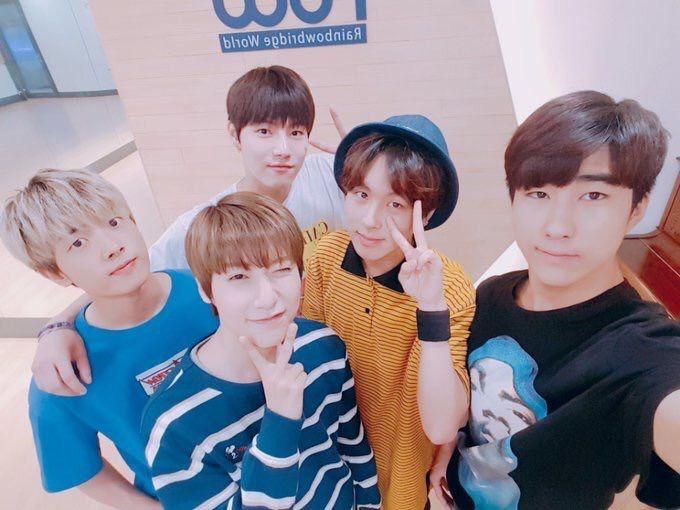 Onewe Members Profile Updated Kpop Guys Boyfriend Photos Modern Music