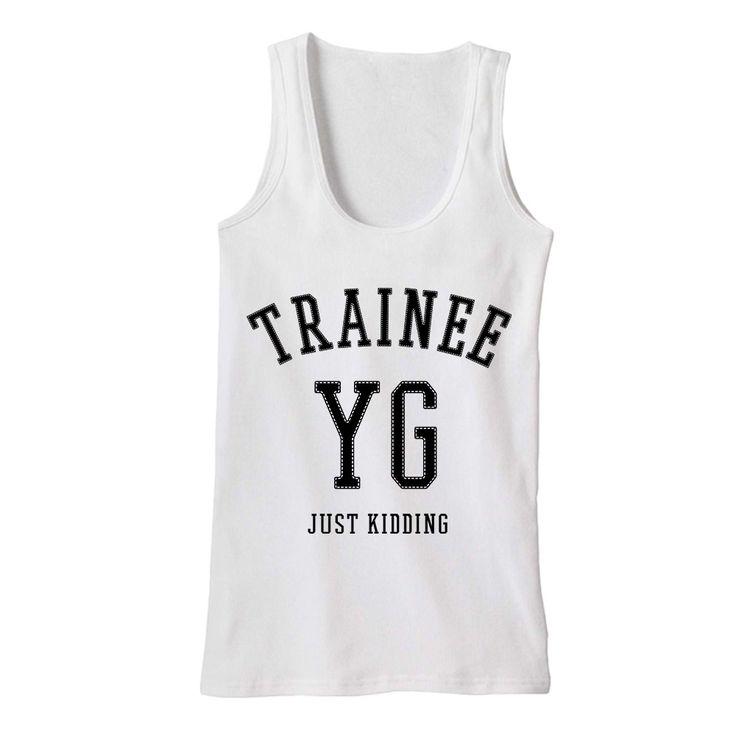 YG Trainee Tank