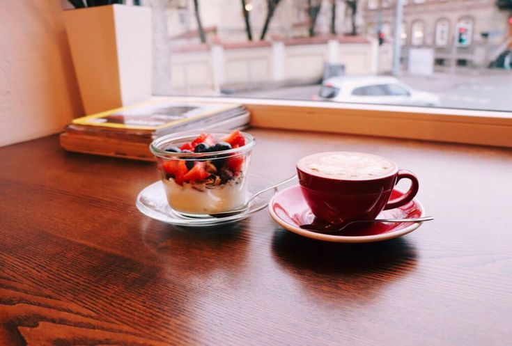 Elska cafe in Vilnius - What a way to start the day ☕️