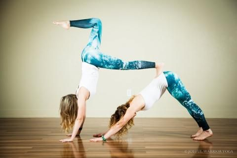 acroyoga for beginners in woodbridge  yoga challenge