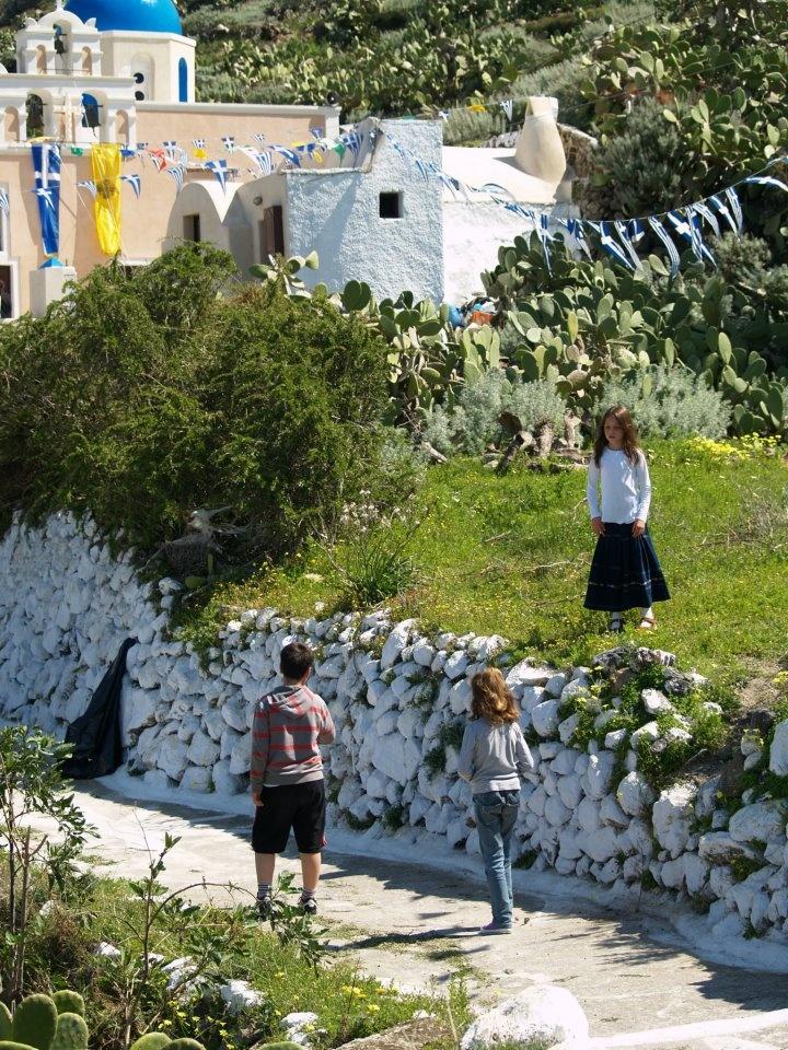 Finikia, Santorini Greece