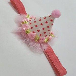 Bando Anak  Bandana Bayi  Baby Headband  Handmade (BH010)