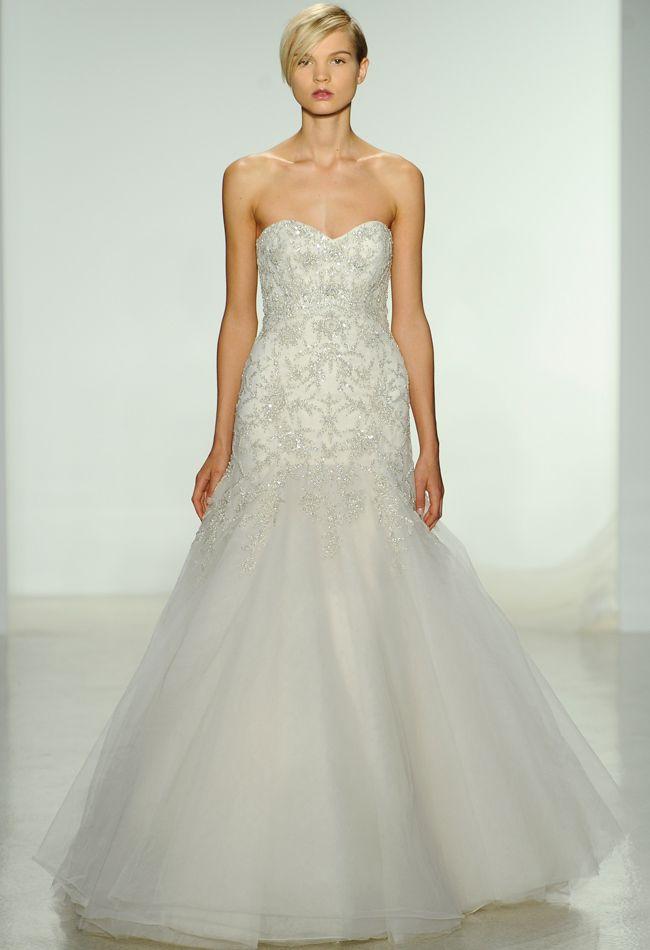 Great Kenneth Pool Spring Wedding Dresses