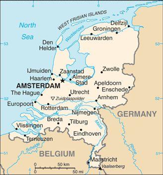 Visit the Netherlands!