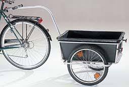 Bildergebnis für anhänger für fahrrad selber bauen