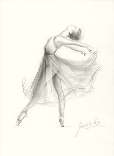 This is a reproduction of my original pencil drawing. Frame and mat are not included. Each work has been numbered and signed on the back. This is limited edition (100 pcs) TITLE: Ballerina SIZE: A4 approx 8 x 12 PAPER: acid free white paper Comes with Certificate of Authenticity. Thank you for visit.