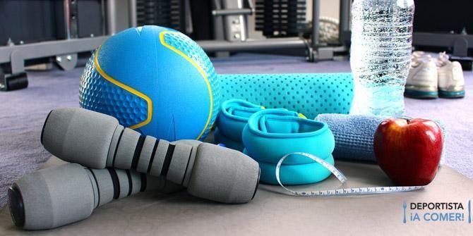 ¡Recupérate después de una sesión de gym! #nutrición #dieta #consejos #Decathlon #gimnasio #gym
