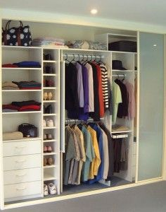 Best 25 wardrobe storage ideas on pinterest wardrobe Best wardrobe storage solutions