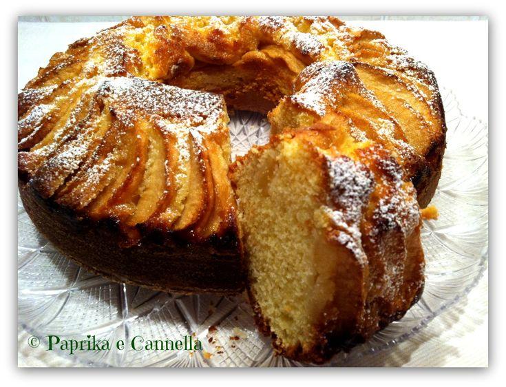 Ciambella al limone e mele Paprika e Cannella Blog 1