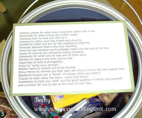 survival kit poem with lifesavers   just b.CAUSE