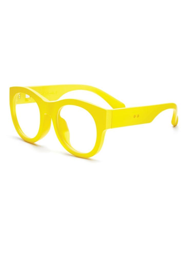 Grafik Plastic - David Clear Glasses