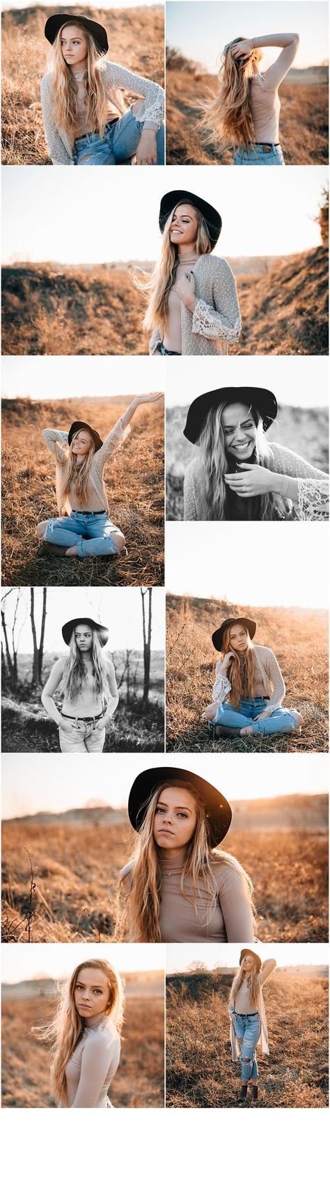 This really appeals to the rustic aesthetic that I really love. I especially love her style and the soft bohemian look of the photos. The poses and angles are what I would like to get for mine.