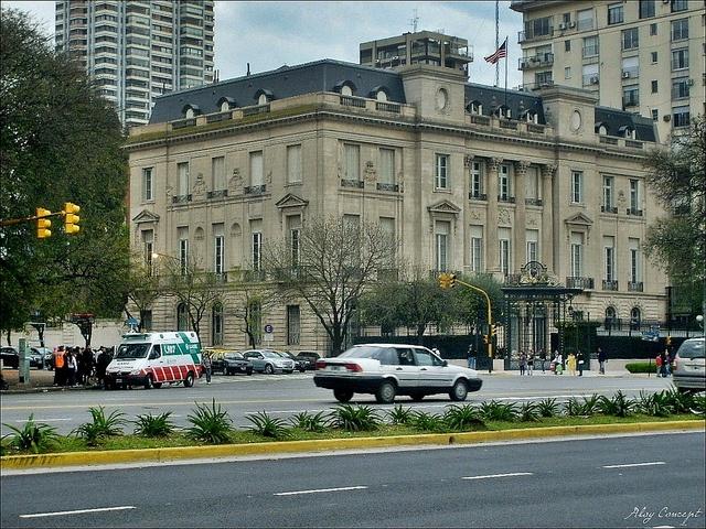 Palacio Bosh Alvear 1912 Buenos Aires