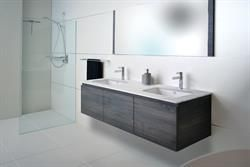 Blue Australia Emporia Slim vanity available from White Bathroom co