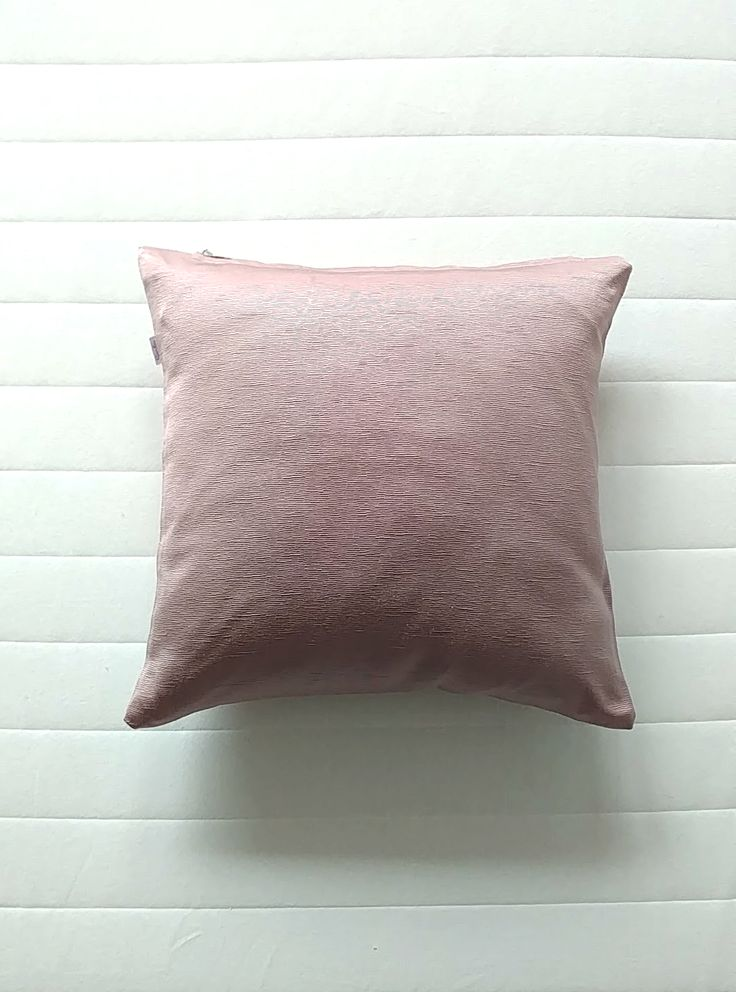 Dusty pink textured pillow. Scandinavian handmade ethical throw pillow covers. Modern muted colours home decor. Limited editions only. Shipping worldwide! Support small businesses!