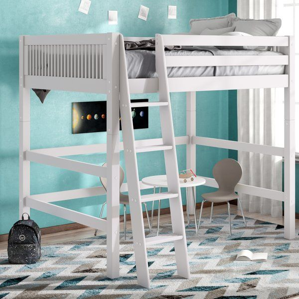 Isabelle Full Loft Bed Low Loft Beds Twin Loft Bed Loft Bed