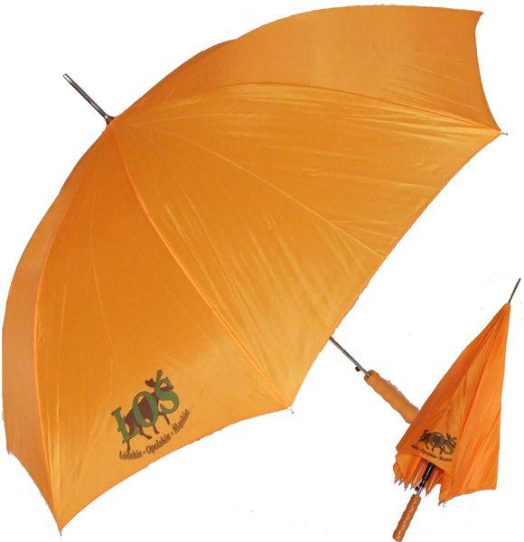 Na deszczowe dni proponujemy parasol z nadrukowanym Twoim znakiem lub logo ŁOŚ. Możemy nadrukować logo ŁOŚ i znak.