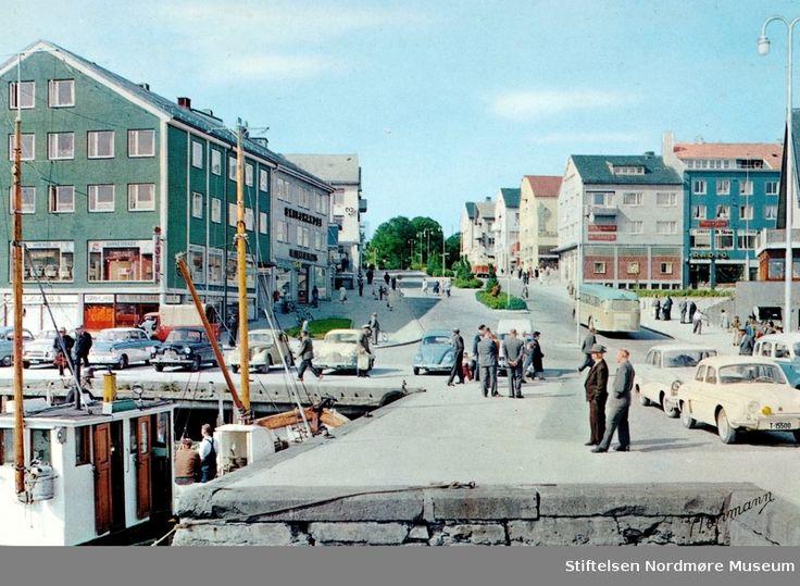 Kristiansund, Norway 1960's