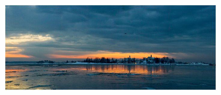 Helsinki Winterscape 3 by ~cor-explo on deviantART