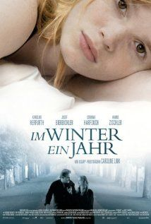"""Im Winter ein Jahr"" (2008) is a German drama. The film deals with the processing of a family disaster and dealing with grief. A painter is responsible for the production of a portrait of a deceased family member. The artistic realization clarified the different perception of the characters and their expectations that are associated with the image. Linked to this are individual disappointments, emerging feelings of guilt and a different outlook on the future of the people."