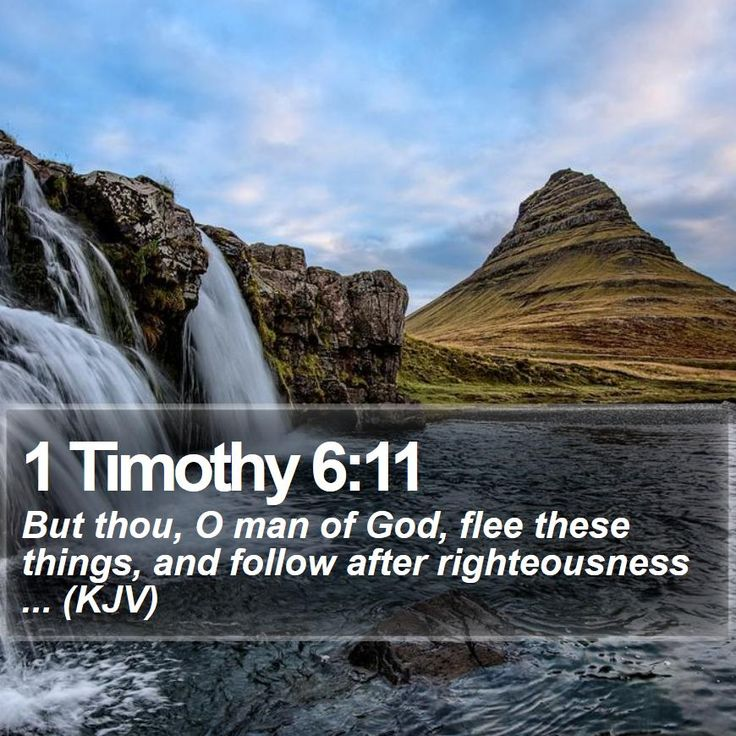 1 Timothy 6:11 But thou, O man of God, flee these things, and follow after righteousness ... (KJV) #Nature #Gospel #Sun #Believe #Grace #MotivationalWallpapers #MotivationalLockScreens http://www.bible-sms.com/