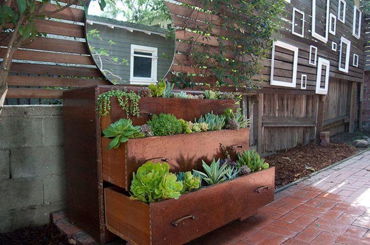 10 vackra vertikala trädgårdar för dig med begränsad yta – Hus & Hem