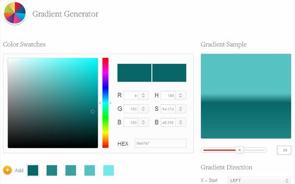10 Best CSS Gradient Generators - Design Instruct