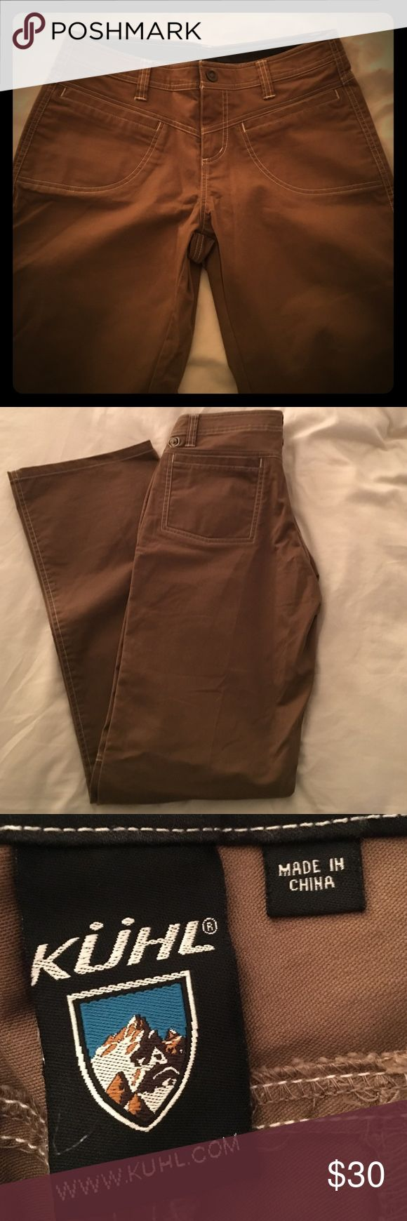 NWOT Kuhl outdoor pants Perfect for hiking and other outdoor activities all year round Kuhl Pants