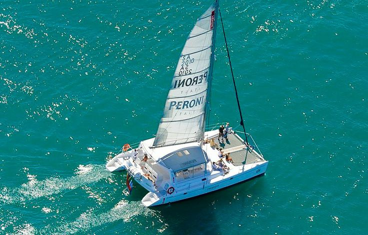 Beer cruises on the Peroni Yacht