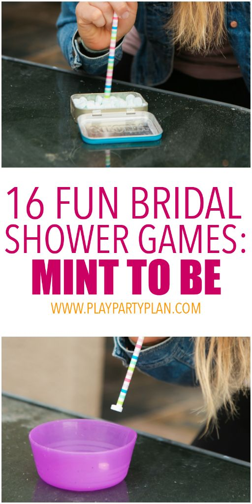 16 of the best bridal shower games ever these look like for Bridal shower games that aren t cheesy