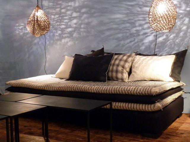 les 334 meilleures images propos de relooking meubles objets sur pinterest linge de maison. Black Bedroom Furniture Sets. Home Design Ideas