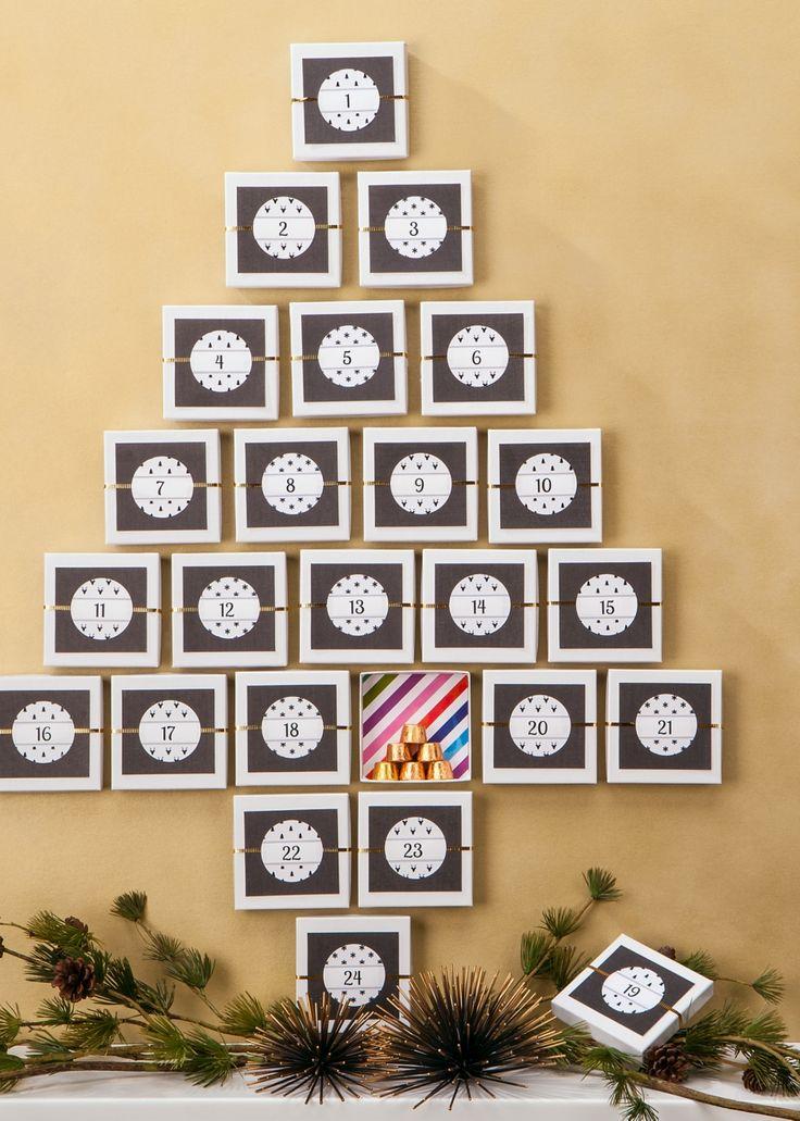 45 Best Advent Calendars Images On Pinterest Advent Calendars