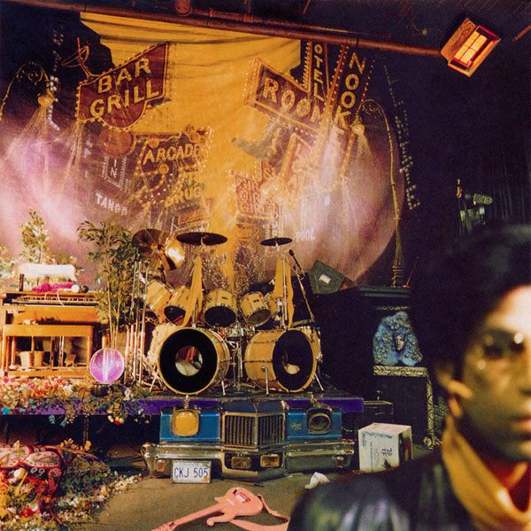 Sign 'O' The Times (1987) - A Visual History of Prince's Album Covers   Complex