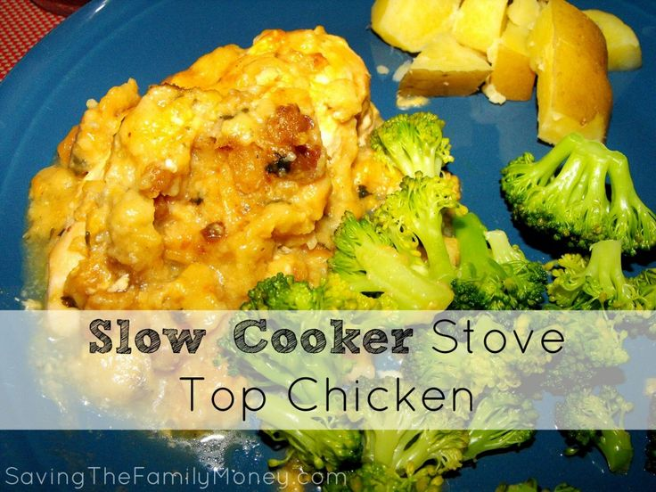 stove top and chicken recipe