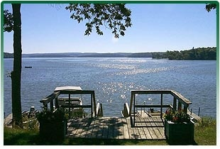 Southview Cottages, Rice Lake, Canada. Many happy family vacation memories there!