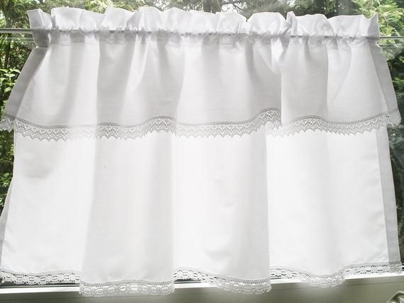 Shabby Chic Ruffles Curtain French Romantic Shabby Chic Ruffle Curtains Shabby