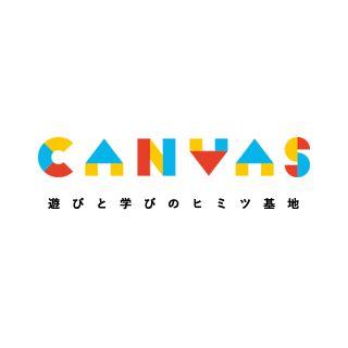 CANVASのロゴ:「みんなでつくる」を体現したロゴ | ロゴストック