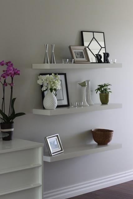 7 best floating shelves [dining room] images on pinterest