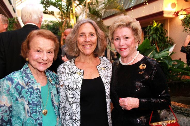 Betty Schoenbaum. Kym Sheintal & at the One World Gala on March 28, 2012