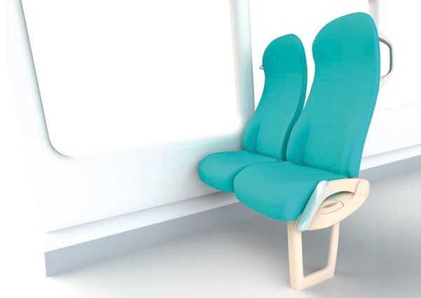 8 TS, Seat For A Bus client: OBR STER design: J.Lisiecka, K. Schroeder production: 2014