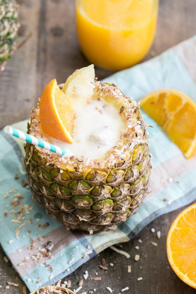 這樣喝飲料才最有創意!13個水果杯讓你的派對更人氣 ‧ A Day Magazine 時尚生活雜誌